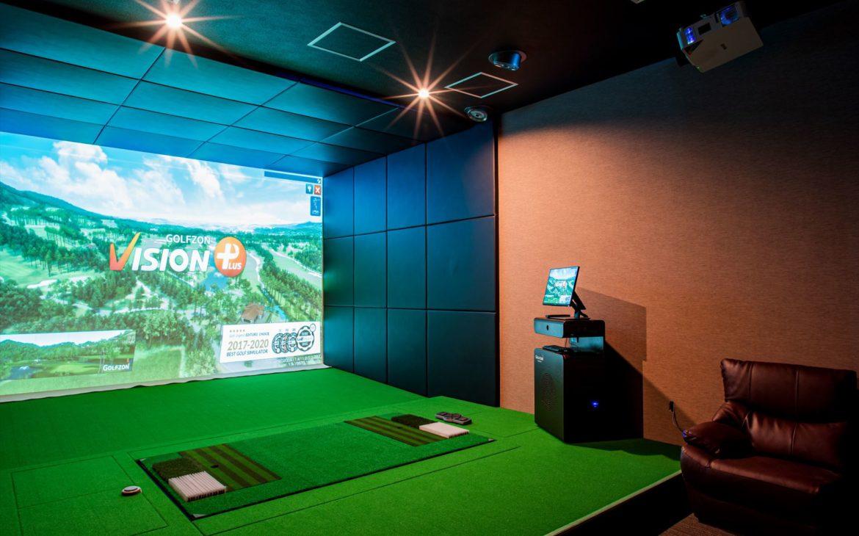 新潟インドアゴルフ GOLFZON VISION PLUS